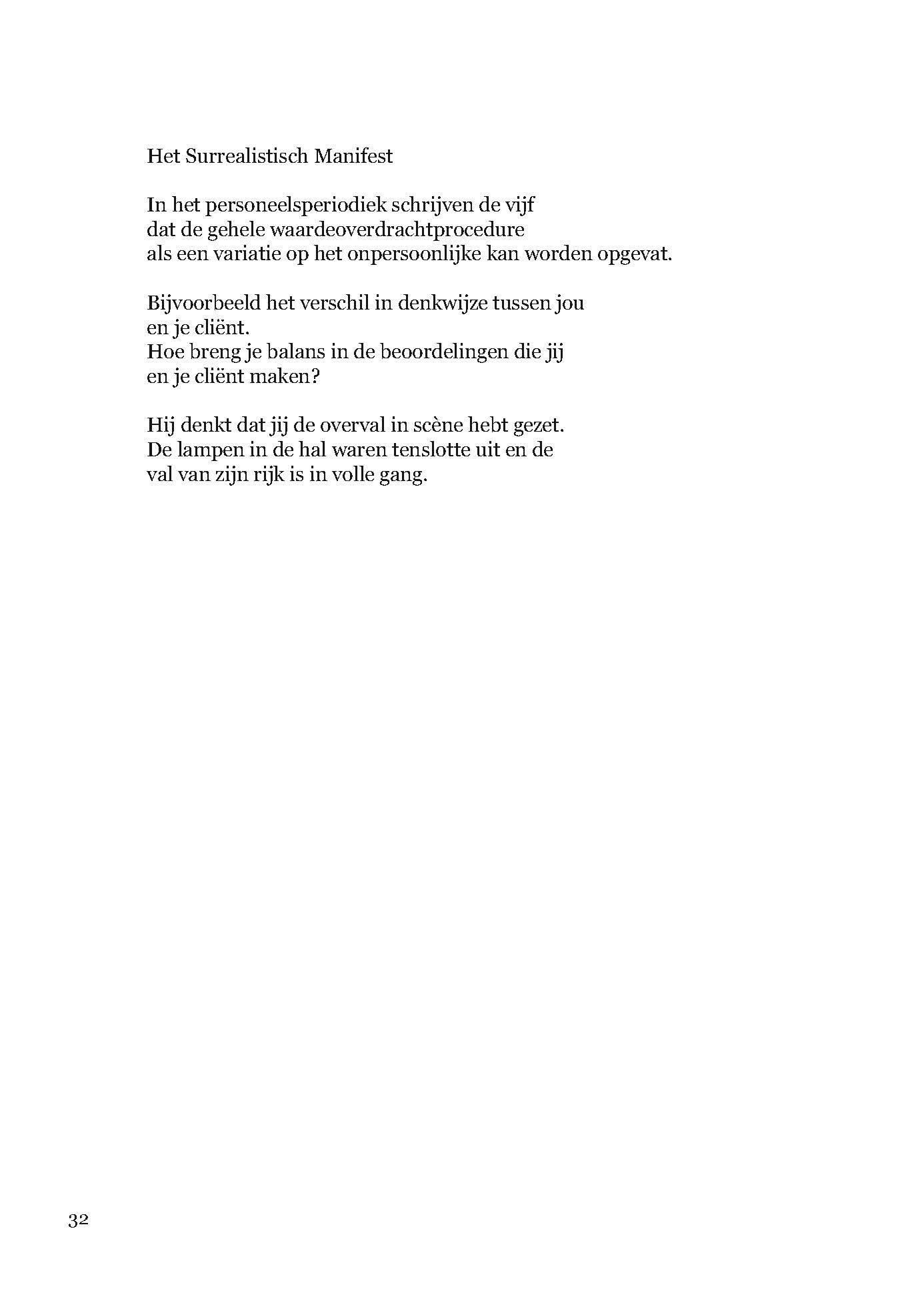 Verzamelingen binnenwerk pagina 32